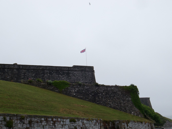 Union Jack, Plymouth -